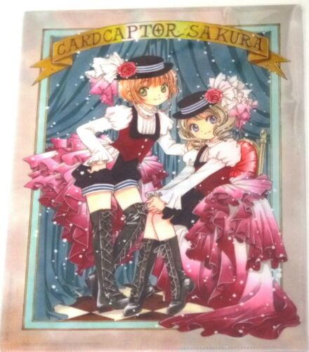 Card Captor Sakura Exhibition 2019 Clear File Set E New