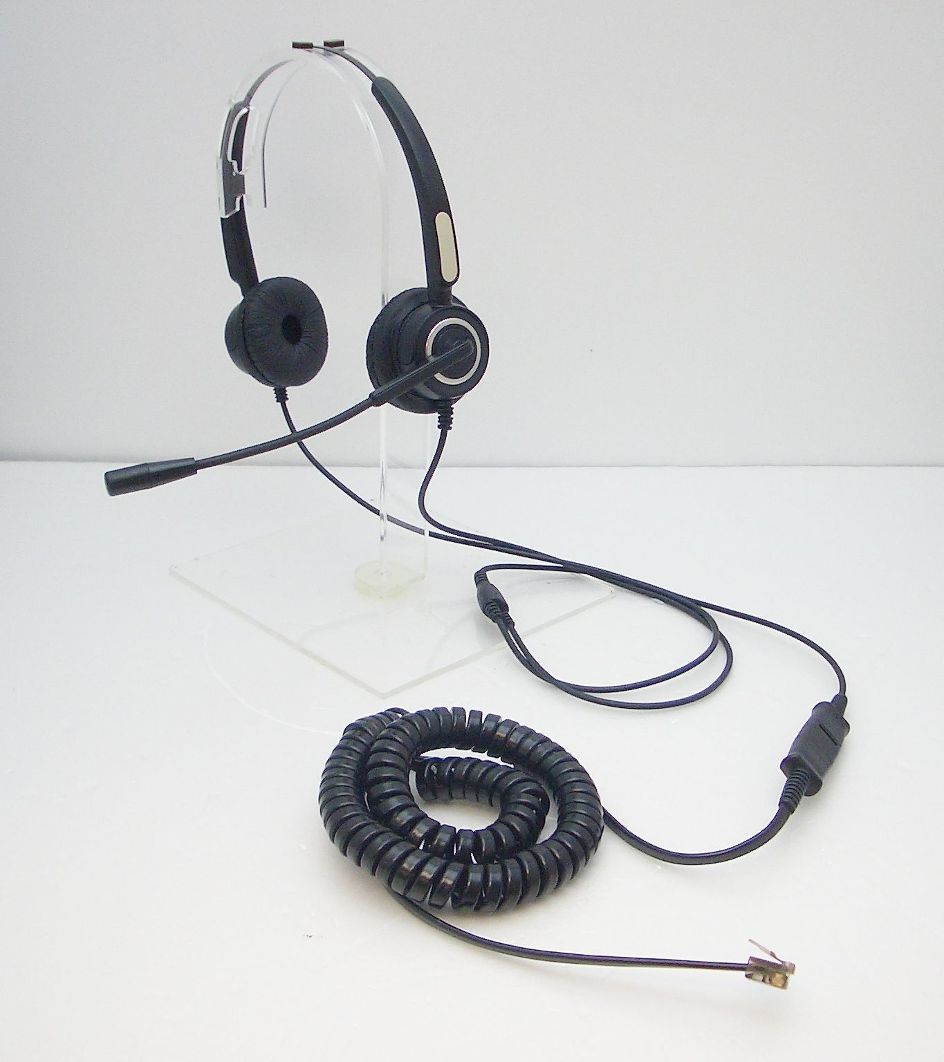 Details about EMS460-U10 Headset for Cisco 6821 6841 6861 6921 6941 7821  7841 7941 8841 & 8851