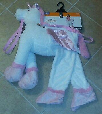 NEW Target 18-Month+ Toddler Unicorn Rider Suit Halloween Costume - Unicorn Rider Costume