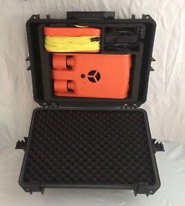 Underwater camera platform ROV