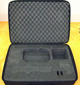 Shure Genuine Carry Case for Wireless Microphone Fits Samson Audio-Technica etc