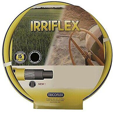 Tricoflex Hose Pipe Irriflex, 1Inch 25m Roll Yellow 25 mm 25 m