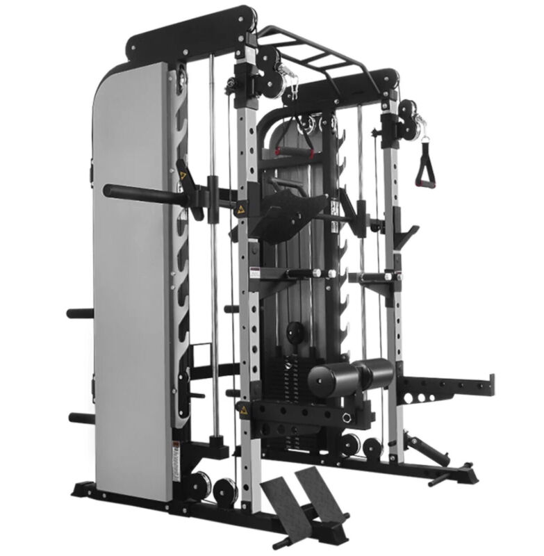 Smith machine Functional Trainer With Weight Stack (Ready To Ship) NJ Seller