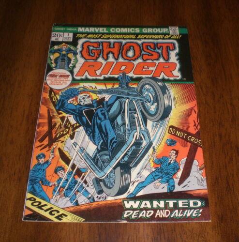 GHOST RIDER NO. 1 - MARVEL COMICS - SEPTEMBER 1983