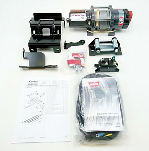 Honda-Warn-RT25-Winch-Mount-Kit-TRX420-TRX420AT-420-Rancher-AT-NEW-Sale