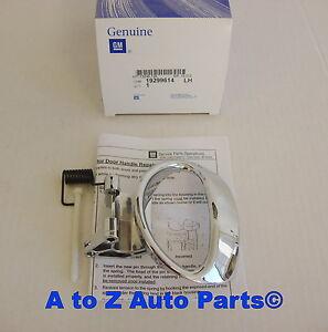 New 2006 2011 Chevy Hhr Driver Side Inside Interior Door Handle Repair Kit Oe Gm Ebay