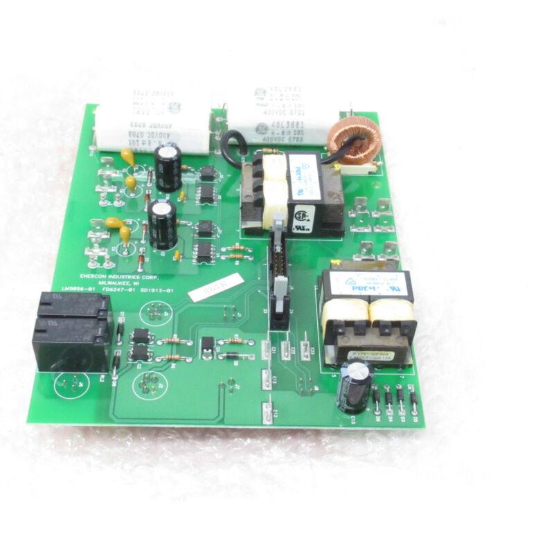 Enercon Industries SSII Power Board LM5056-01
