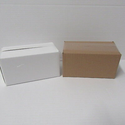 10  x small royal mail  postal packing boxes  cardboard boxes 6 X 3 X 3 INCH