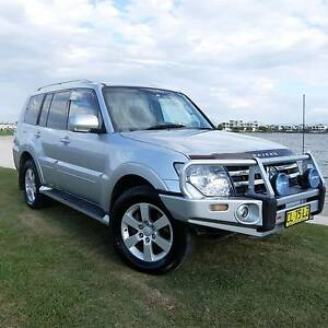 2007 Mitsubishi Pajero VRX TD **EASY FINANCE AVAILABLE** Merrimac Gold Coast City Preview