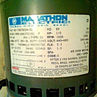 Marathon 12 Hp Electric Motor