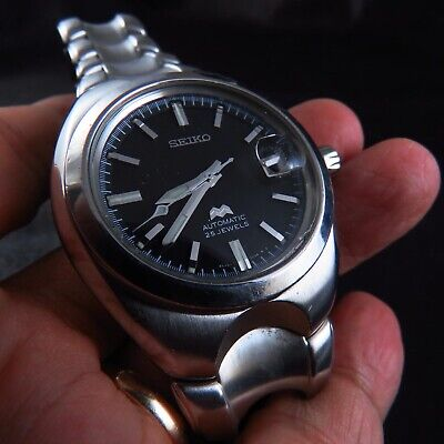 4575-7034 RARE JAPAN SEIKO SPECIAL CAN MANUAL WINDING  AUTOMATIC  MEN WATCH
