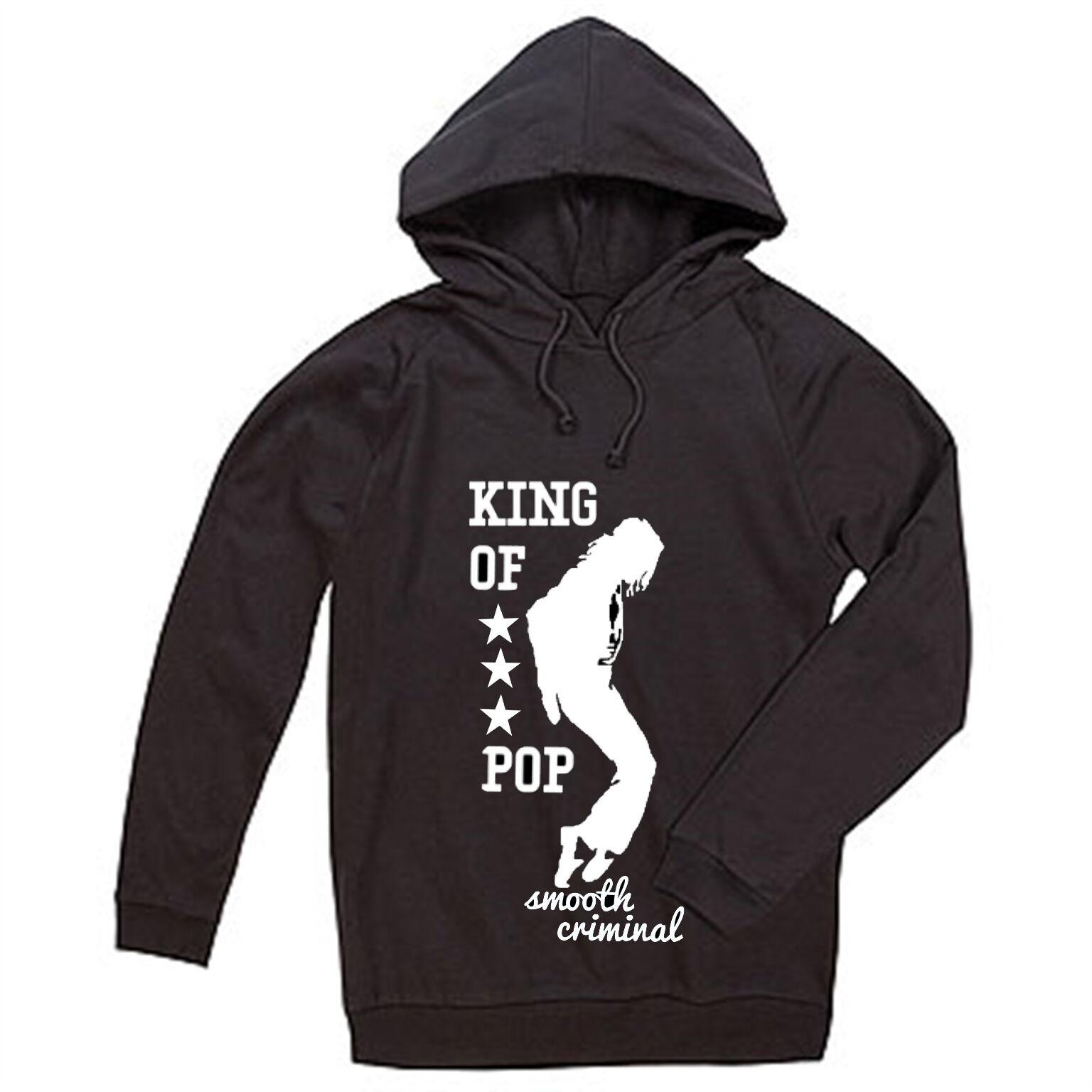 Michael Jackson Pulli Herren Damen Sweatshirt Hoody Pullover