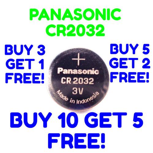 cr2032 battery 3v exp 2027 coin lithium