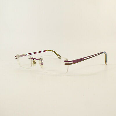 Ted Baker Free Way 4078 Rimless R5008 Used Eyeglasses Frames - (Freeway Eyewear)