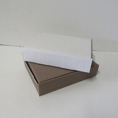 12  x  SMALL  CARDBOARD BOXES POSTAL BOXES  CARDBOARD 170 x 120 x 50mm   '''