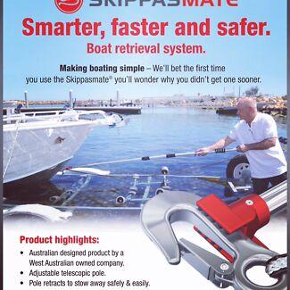 Boat retrieval aid