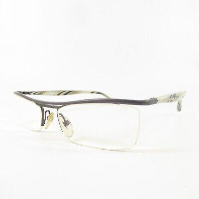 Alain Mikli A0214-04 Semi-Rimless F2576 Used Eyeglasses Frames