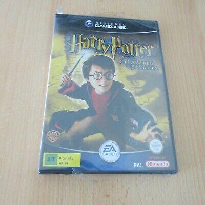 Harry Potter & La Cámara De Secretos GB Pal Nintendo Gamecube -...