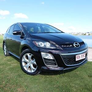 2010 Mazda CX-7 Luxury Sport **EASY WEEKLY PAYMENTS AVAILABLE** Merrimac Gold Coast City Preview