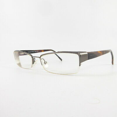 Etro VE 9550 Semi-rimless E4410 Eyeglasses Eyeglass Glasses Frames - (Etro Eyewear)