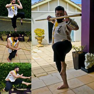 Shaolin Kung Fu Personal Training