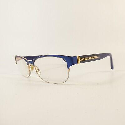 Jimmy Choo JC 128 Semi-Rimless G3482 Used Eyeglasses Frames