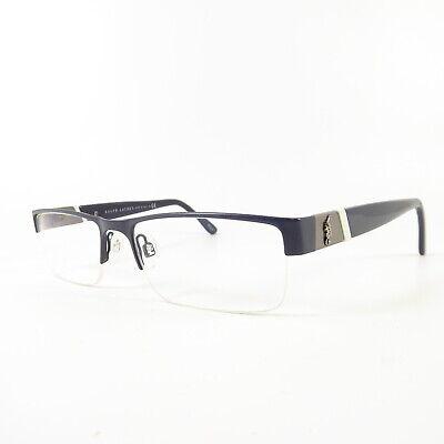 Ralph Lauren Polo 1117 Semi-Rimless F8400 Used Eyeglasses Frames - Eyewear
