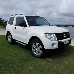 2009 Mitsubishi Pajero NT R **EASY WEEKLY PAYMENTS** Merrimac Gold Coast City Preview