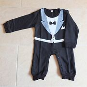 Bodysuit Baby Boy Long Sleeve