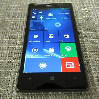 NOKIA LUMIA 925 - (AT&T) CLEAN ESN, WORKS, PLEASE READ!! 30627