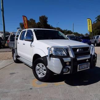 2009 Toyota Hilux SR5 4x4  ✅Fast Finance ✅Trade Ins