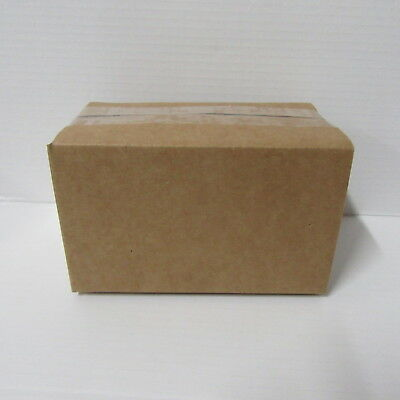 50  x  small   CARDBOARD BOXES PACKAGING  POSTAL BUNDLE OF BOXES  7 x 4 x 4 in