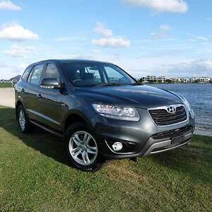2012 HYUNDAI SANTA-FE TD **EASY WEEKLY PAYMENTS** Merrimac Gold Coast City Preview