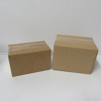 50  x  small  mixed  CARDBOARD BOXES PACKAGING  POSTAL BUNDLE OF BOXES