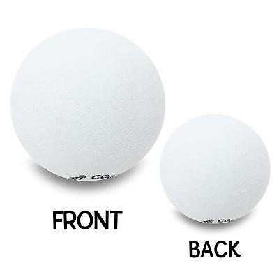 3pcs Coolballs® Plain White Antenna Ball / Foam Craft Ball / 1.75