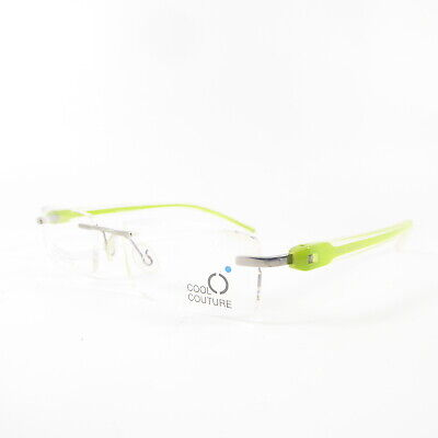 NEW Cool Couture CCT3304 Rimless W6104 Eyeglasses Frames - (Cool Rimless Glasses)