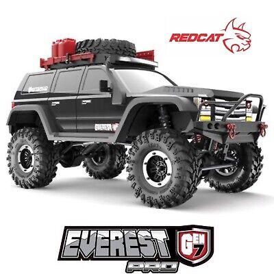 Redcat Racing Everest Gen7 Pro 1/10 Off-Road Rock Crawler Brushed RTR Truck
