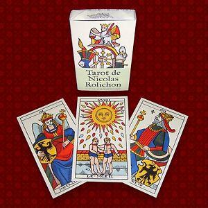 Tarot-de-Marseille-de-Nicolas-Rolichon-cartes-a-l-039-ancienne-style-Dodal-Payen