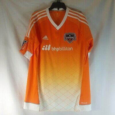 Orange White Soccer Jersey - Adidas XL Extra Large Orange, White Soccer Jersey NEW