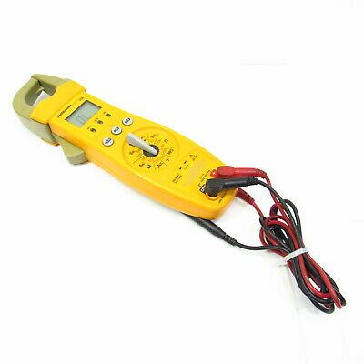 Fieldpiece Sc66 Manual Ranging Clamp Meter