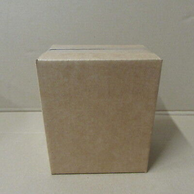 10 x small royal mail  postal packing boxes  cardboard boxes 6 x 4 x 7 inch ./