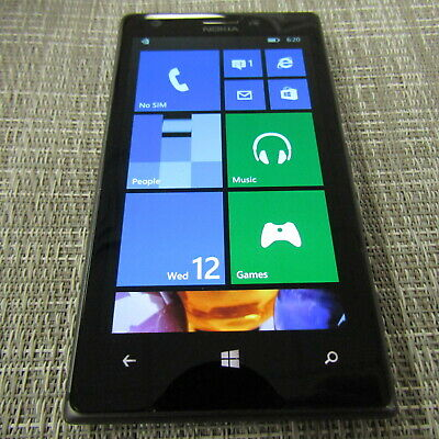 NOKIA LUMIA 925 - (AT&T) CLEAN ESN, WORKS, PLEASE READ!! 30626
