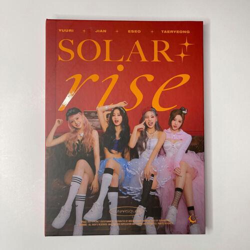 Lunarsolar Solar;Rise Album US Seller
