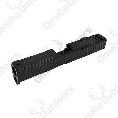 Used, ZEV Tech Technologies TRILO Black DLC SLIDE for GLOCK 19 G19 GEN 3 GEN3 for sale  Rosenberg