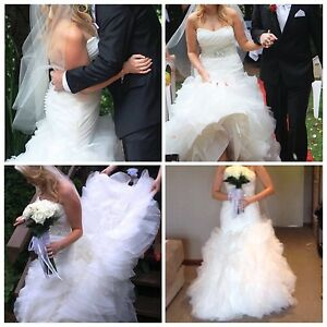 Mori Lee wedding dress AU size 10-12 Ainslie North Canberra Preview