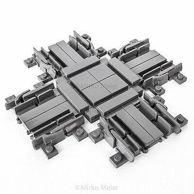Lego® City RC Eisenbahn Kreuzung incl. Schienen und Bauanleitung ***NEU*** online kaufen