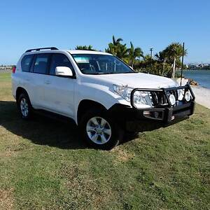 2011 Toyota LandCruiser Prado GXL **EASY WEEKLY RE-PAYMENTS** Merrimac Gold Coast City Preview