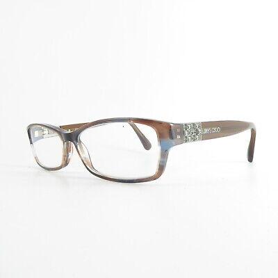 Jimmy Choo JC41 Full Rim U8434 Used Eyeglasses Frames - Eyewear