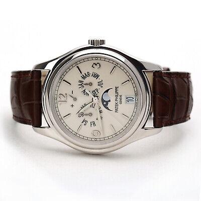 Patek Philippe Complications Annual Calendar Wristwatch 5146G-001 White Gold