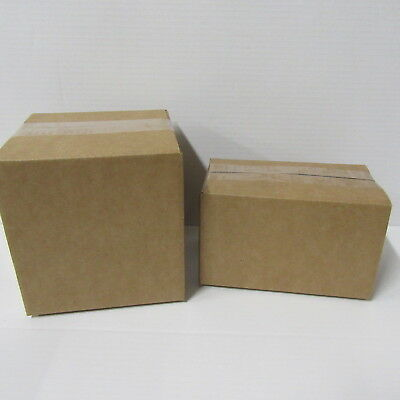 50  assorted small   CARDBOARD BOXES PACKAGING  POSTAL BUNDLE OF BOXES ...